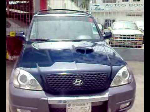 Venta De Carros >> AUTOS USADOS ECUADOR(Venta 4x4 Hyundai TERRACAN) - YouTube