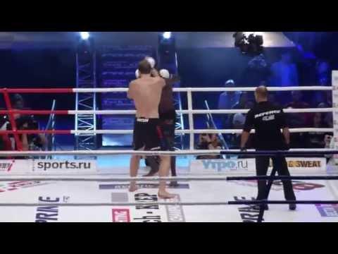 Денис Гольцов vs. Бретт Роджерс (Rogers vs Goltsov) Tech-KREP FC:PRIME3; Краснодар 19.09.14