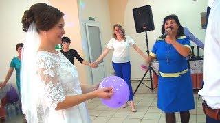 Свадьба банкет / Новая традиция прощания с девичьей фамилией