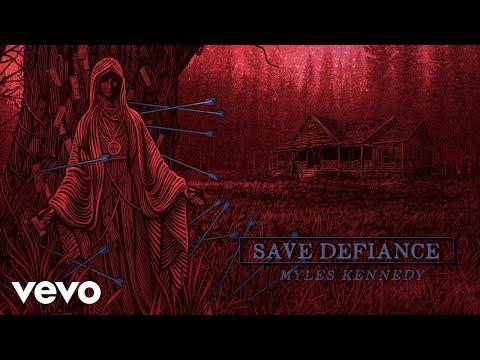 Mark Morton - Save Defiance (Audio) ft. Myles Kennedy