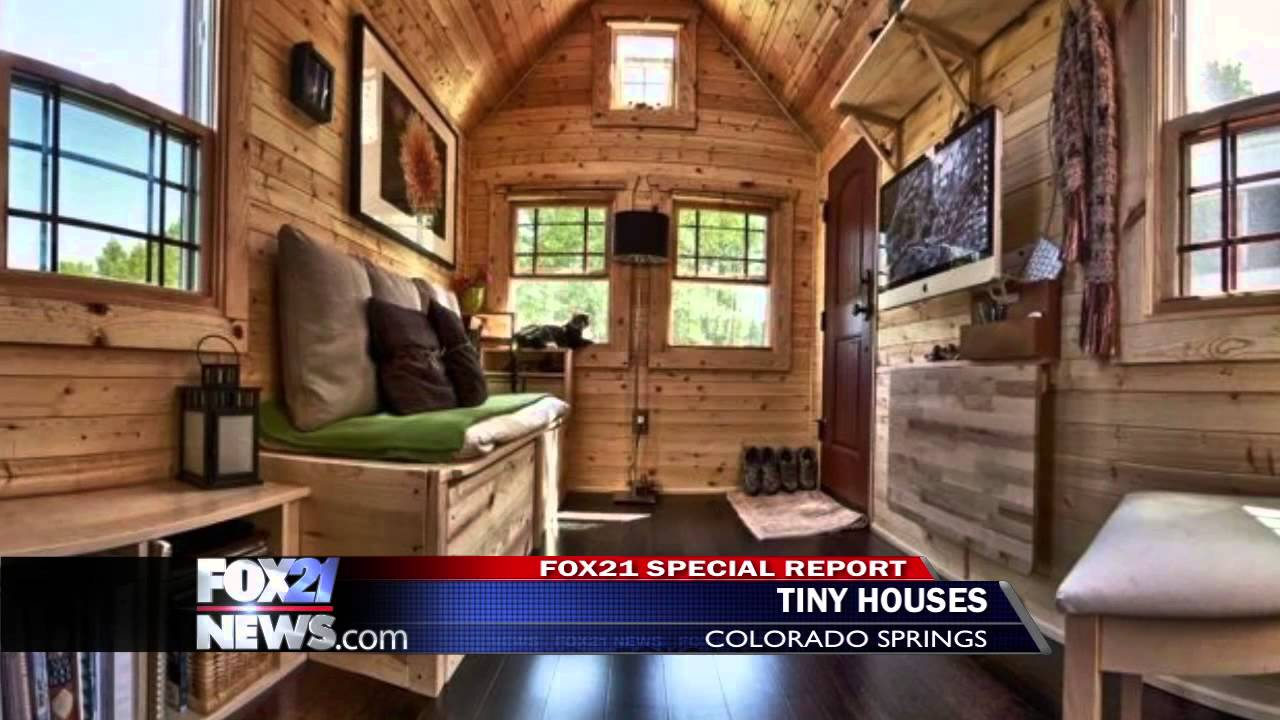 Special Report The Tiny House Movement Youtube