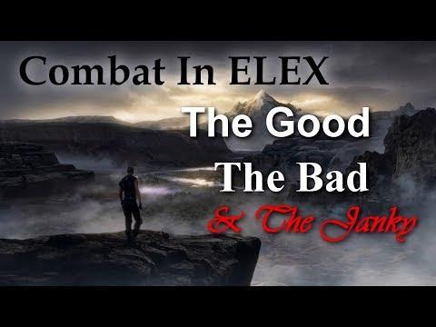 Combat in ELEX: