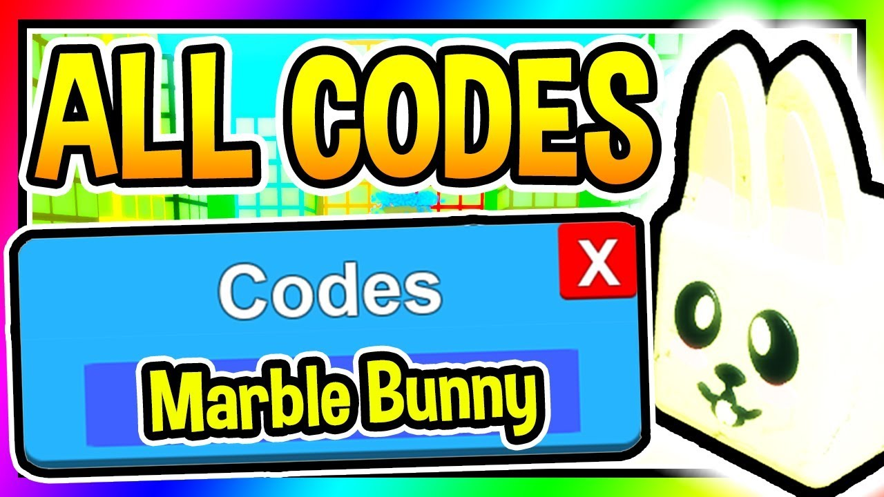 All 4 New Slaying Simulator Codes Auras Update Marble Bunny