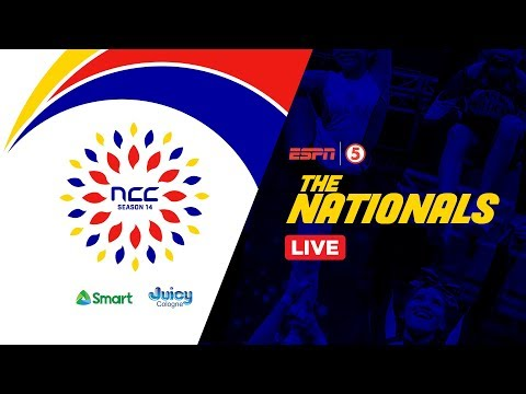 LIVE: The Nationals | NCC Season 14