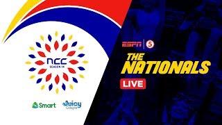 LIVE The Nationals NCC Season 14