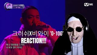 The Call 크러쉬x비와이 Crush X BeWhy 0 100 REACTION
