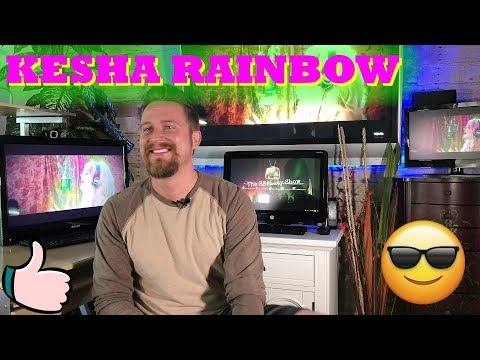 Kesha - Rainbow (Official Video) REACTION VIDEO!!!