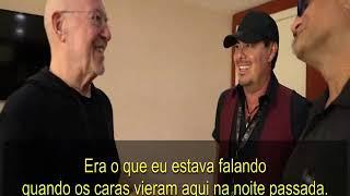 "NAZARETH "" Interview Pete Agnew "" 50th Anniversary Tour -Brasil 2019"