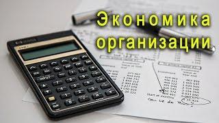 видео Экономика организации