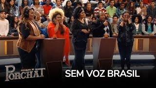 Baixar Fat Family se enfrenta no Sem Voz Brasil