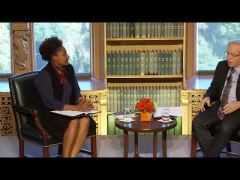 A Conversation with U.S. Poet Laureate Tracy K. Smith