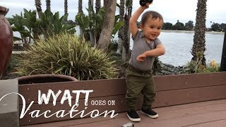 Cutest Day in the Life of a Toddler | Residency Vacation 2018