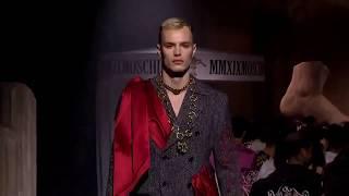 Moschino Menswear Fall/Winter 2019-2020