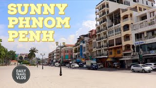Download SUNNY FUN DAY: Phnom Penh Cambodia Riverside - Daily Travel Vlog