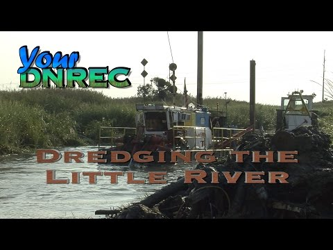Dredging the Little River