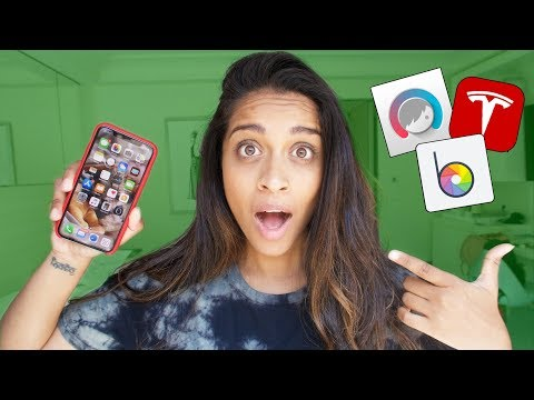 WHAT'S ON MY IPHONE (HONEST EDITION)