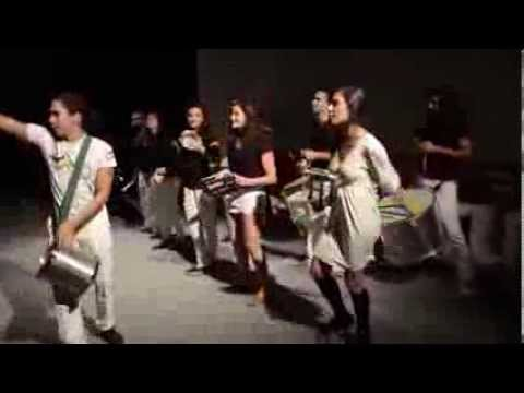 Rhythms of Brazil: Segundo Bloco at TEDxBeirutSalon 7
