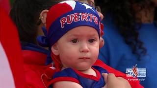 2018 National Puerto Rican Day Parade