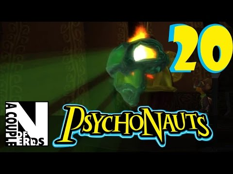 THE PLAYS OF THE THEATRE || A COUPLE OF NERDS PLAY PSYCHONAUTS PART 20