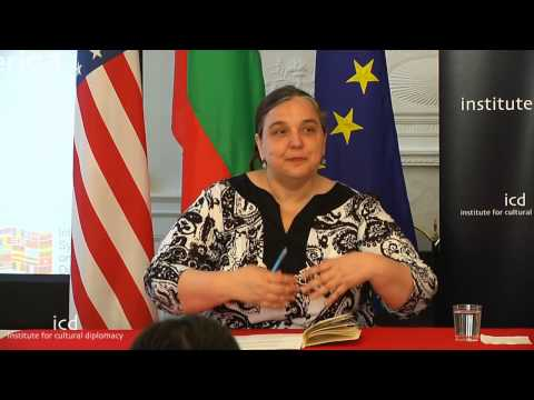 Sussan Tahmasebi, Co-Founder of the International Civil Society Action Network, Iran