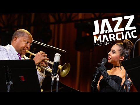 "Wynton Marsalis & Véronica Swift ""Cherokee"" @Jazz_in_Marciac 2019"