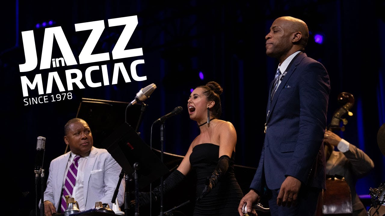 "Wynton Marsalis & Véronica Swift ""Cherokee"" @Jazz_in_Marciac 2019"