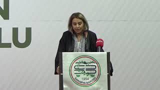 Av. İlknur Ebiz Yıldız'ın Sakarya Barosu Başkanlığına adaylık açıklaması