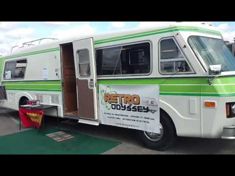 Pomona Rv Show 2020.2016 Vintage Rv Mini Tour Pomona Rv Show