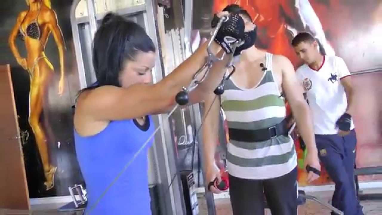 secretos de gimnasio la mejor rutina de pecho y biceps On gimnasio definicion