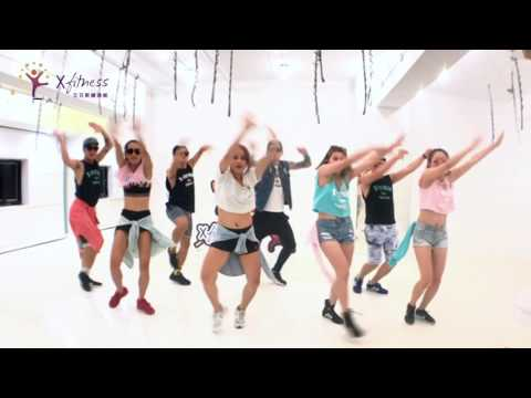 Despacito Luis Fonsi FeatDaddy Yankee-Xfitness-xparty-x team Choreography