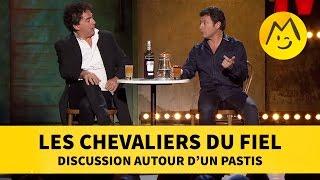 Les Chevaliers du Fiel - Discussion autour d'un Pastis