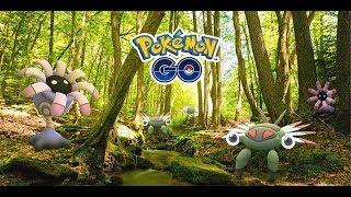 Noticias de Pokémon Go - Regresa la Semana de Aventuras con Pokémon del tipo roca