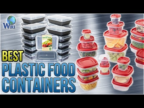 10 Best Plastic Food Containers 2018