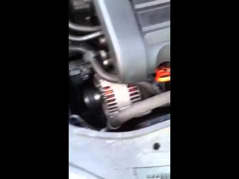 2007 VW Golf GTI MK5 MKV DSG noise in engine - Breather Valve Needed  Replacing