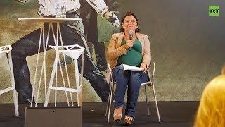 Маргарита Симоньян приняла участие в Пионерских чтениях