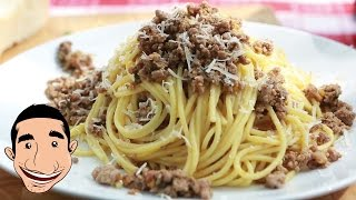 BEST SPAGHETTI BOLOGNESE | How to Make Bolognese Sauce | Italian Recipes
