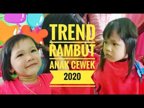 Gaya Rambut Anak Perempuan *Tahun 2020 - YouTube