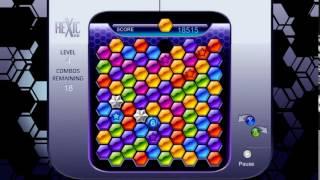 Hexic HD (X360) - Gameplay