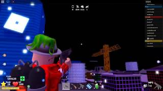 New UFO Easter egg in mad City | Roblox .ft Yayas458