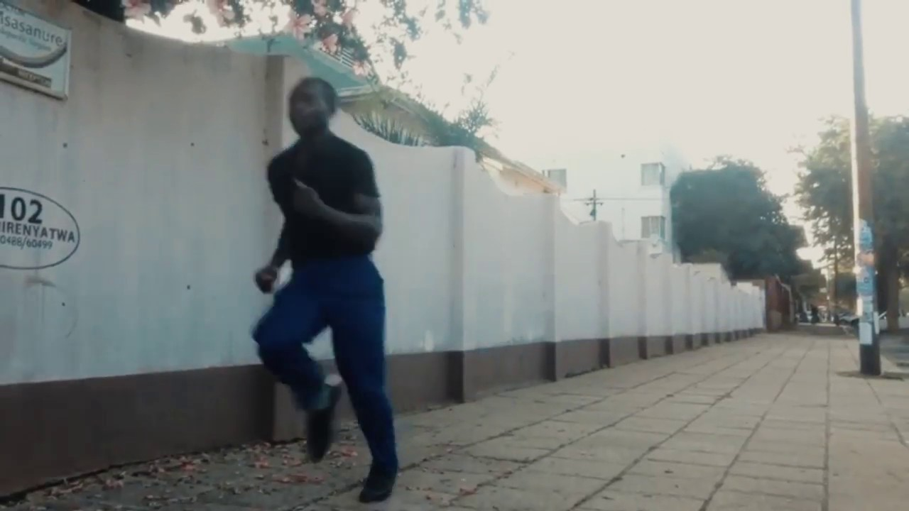 RUN PRANK! | When you tell people in Zimbabwe to run PRANK