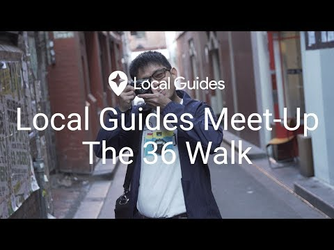 Local Guides Meet-Up: Taking Photos in Melbourne, Australia
