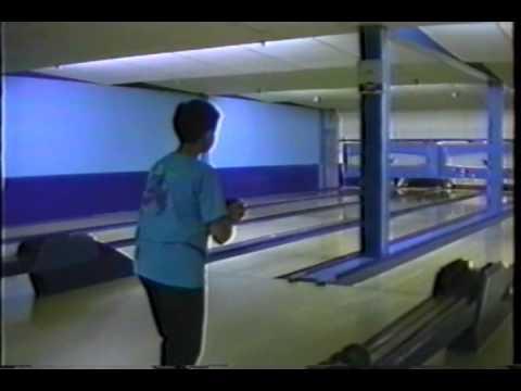 Patrick's Birthday Bowling March 1990