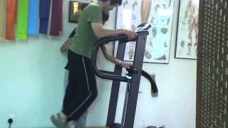 Stroke Recovery - Treadmill Exercises
