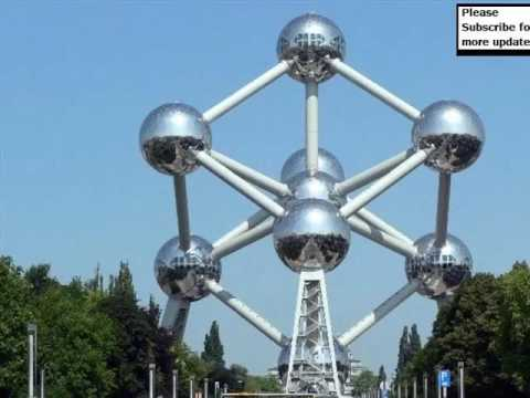 Atomium, Brusel | How Best Attractions Landmark Areas Looks Like | Location Picture Gallery
