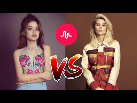 Karol Sevilla VS Valentina Zenere | Mejores Musical.ly | Duelo Soy Luna