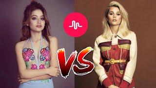 Karol Sevilla VS Valentina Zenere   Mejores Musical.ly   Duelo Soy Luna thumbnail