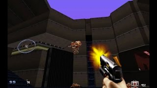 Duke Nukem 64 Mod - Level 4: Toxic Dump