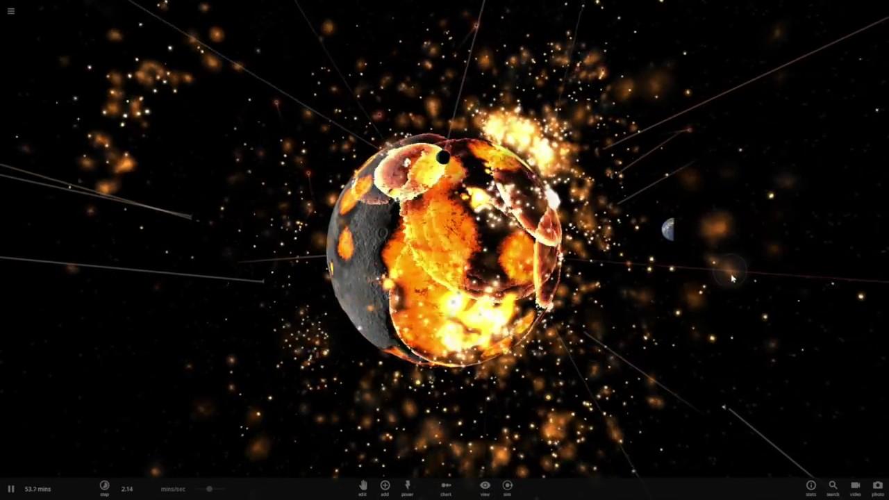Universe sandbox 2 (2017) скачать через торрент.