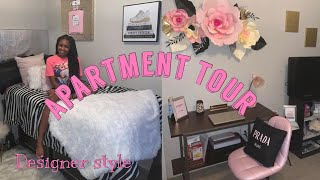 Apartment tour #tjc