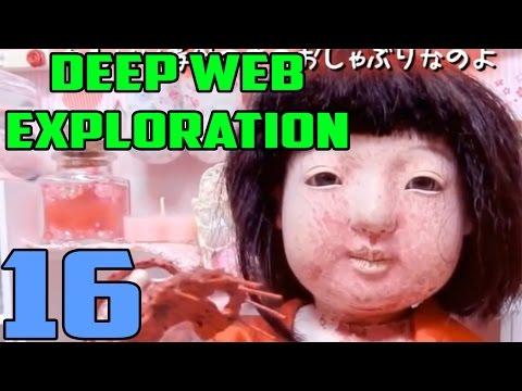 SATANIC COMMERCIAL!?! - Deep Web Exploration 16